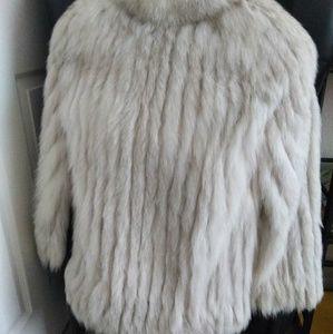 Saga Furs Jackets & Coats - 100% Authentic Saga Fox fur Khaleesi coat